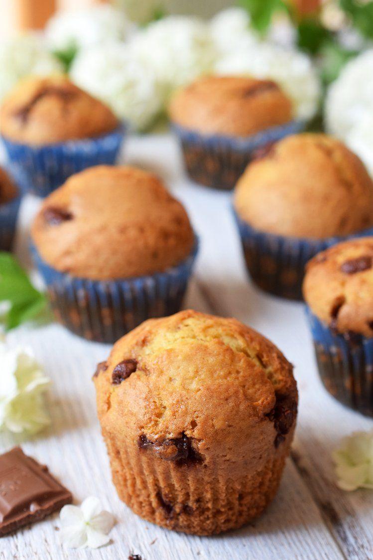 Najlepszy Przepis Na Muffinki Z Czekolada Best Muffin Recipe Healthy Sweets Vegan Sweets