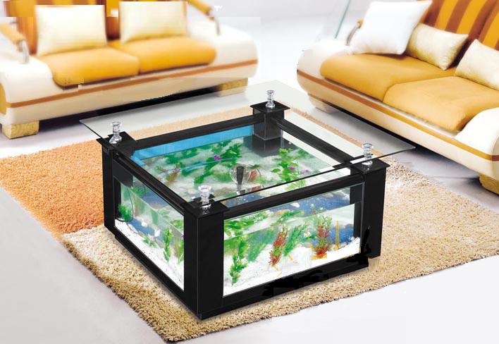 Aquarium de salon et de maison - livraison gratuite | cool ...
