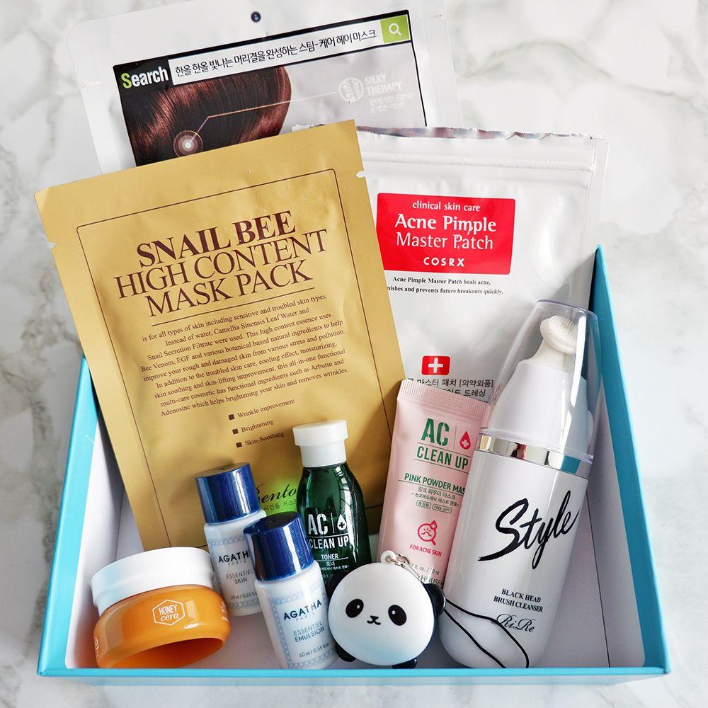 Korean Skincare Routine for Combination Skin Skin care