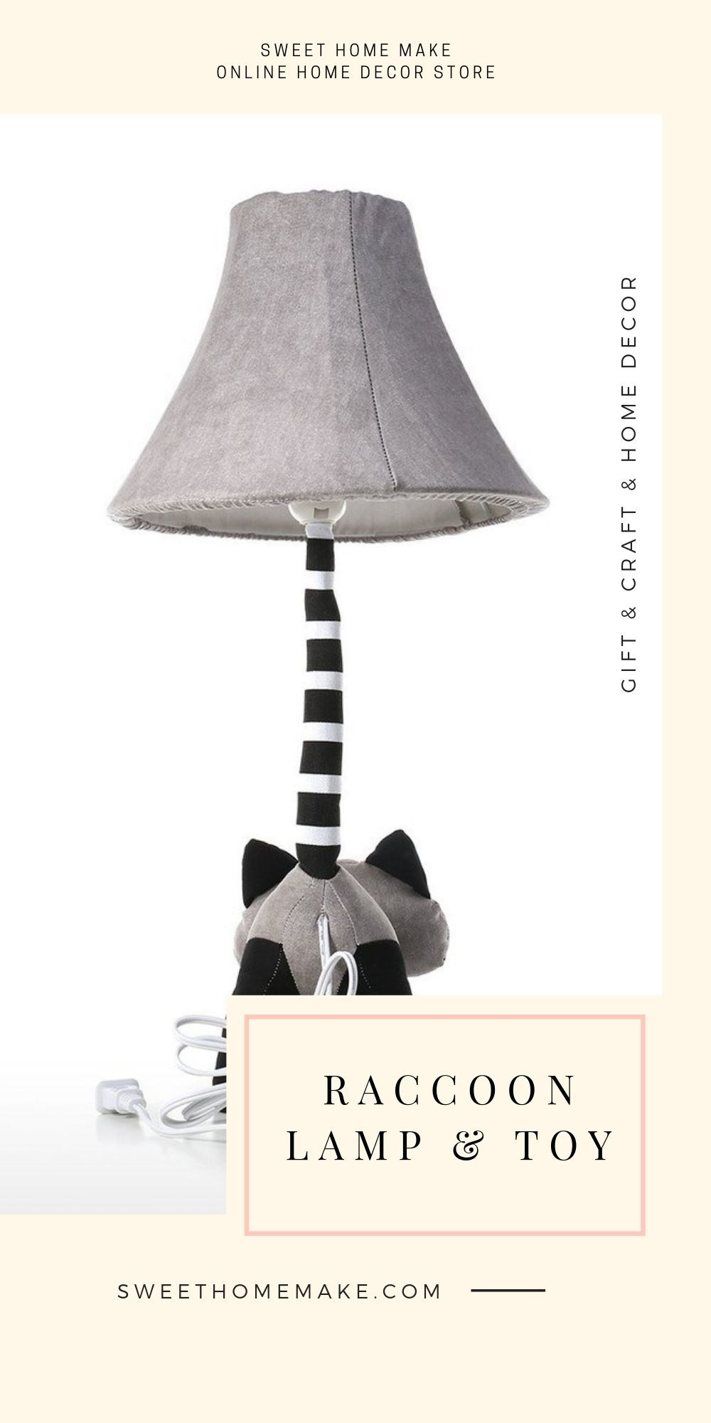 Cheerful Nursery Lamps Bedside Nightstand Amp Table Lamp