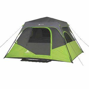 Ozark Trail 6 Person Instant Cabin Tent  sc 1 st  Pinterest & Ozark Trail 6 Person Instant Cabin Tent | EXCAVATE. | Pinterest ...