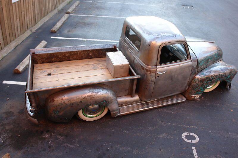 Girls N Cars Vintage Trucks Rat Rod Hot Rods Cars Muscle