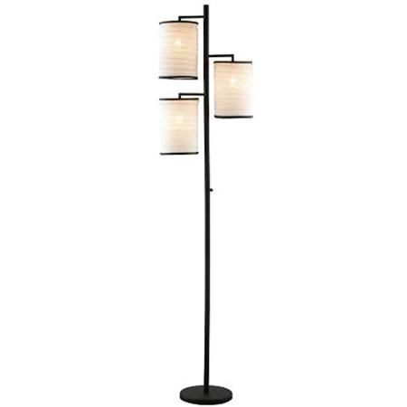 Adesso 4152 26 Bellows Tree Lamp Walmart Com Tree Floor Lamp