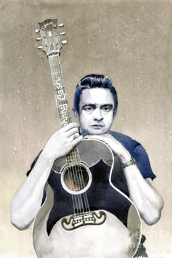 Download Johnny Cash (With images) | Johnny cash, Celebrity art ...
