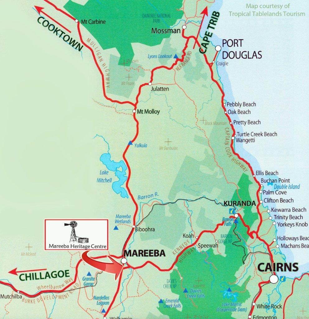 Mareeba heritage centre cairns pinterest heritage center and australia map mareeba heritage centre gumiabroncs Gallery