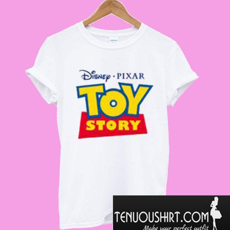 4b4852417a1884 Toy Story 3 Logo T-Shirt di 2019 | T-Shirt | 3 logo, Shirts, dan Toy ...