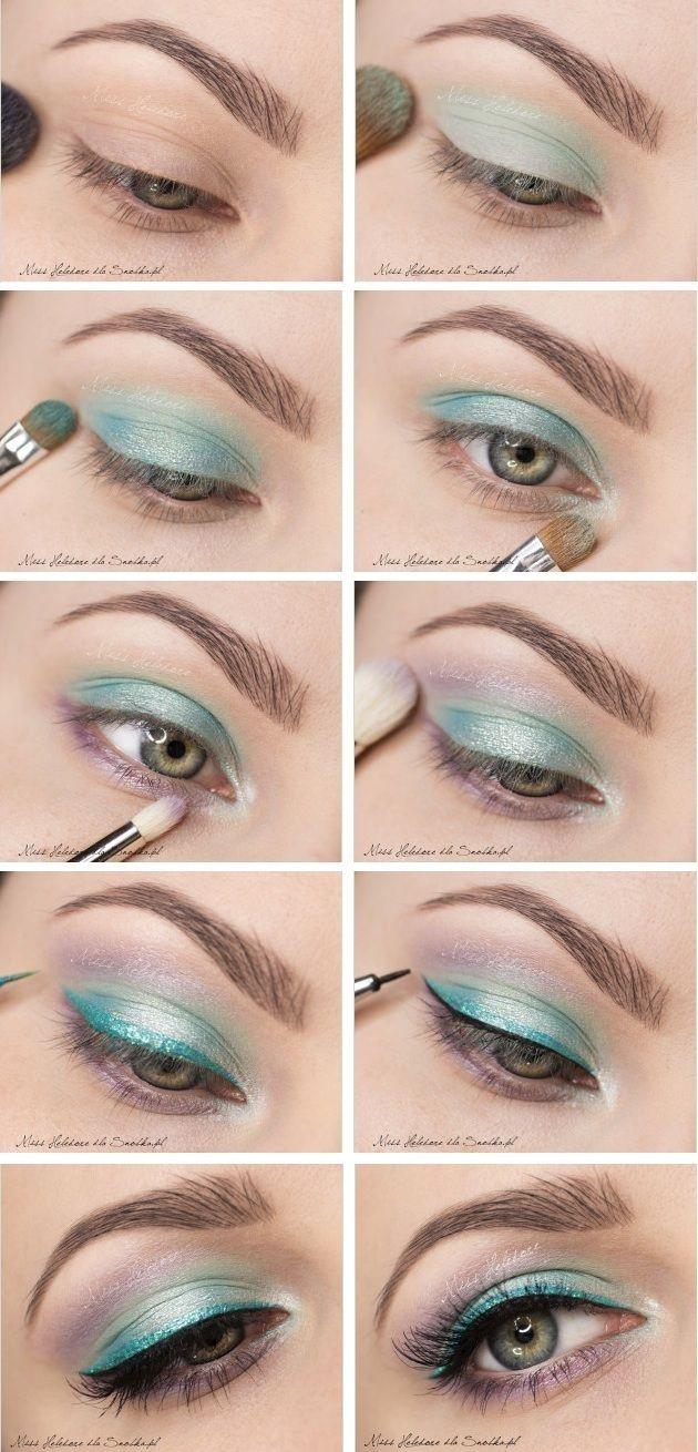 Makijaz Lekko I Wiosennie With Images Pastel Makeup Makeup