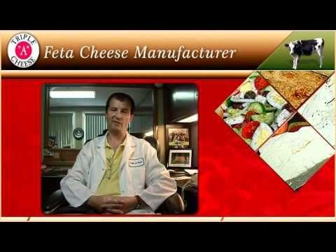 TripleACheese.com | Crumbled Feta | Manufacturer in Canada