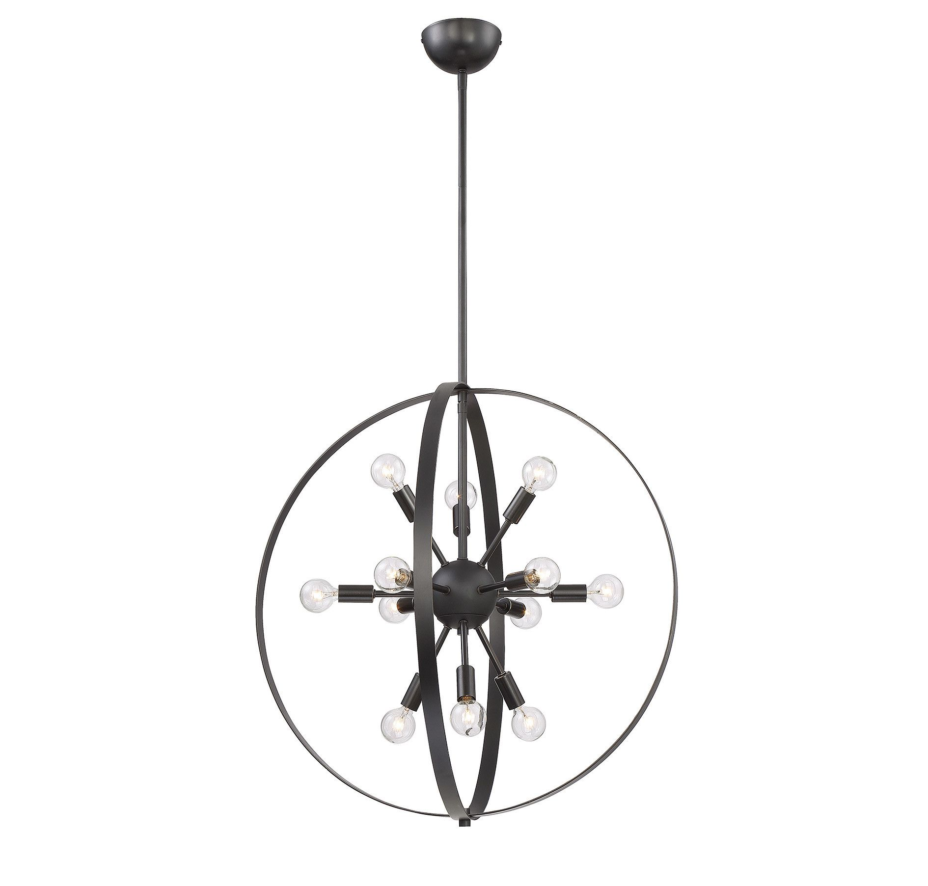 Caius 12 Light Globe Pendant Products Pinterest