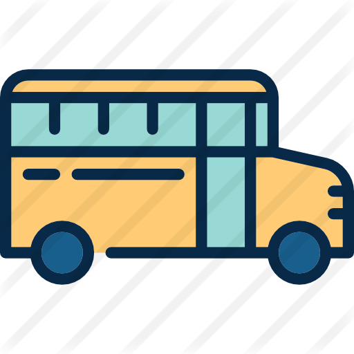 School Bus Free Vector Icons Designed By Freepik Vector Icon Design Icon Design School Bus