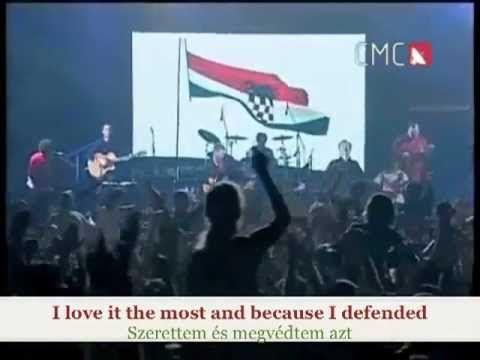 Sude Mi Miroslav Skoro Elitelnek They Judge Me Magyar Szoveg English Subtitle Youtube My Love Concert