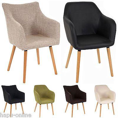 Details Zu Esszimmerstuhl Mit Armlehne Sessel Esszimmer Stuhle