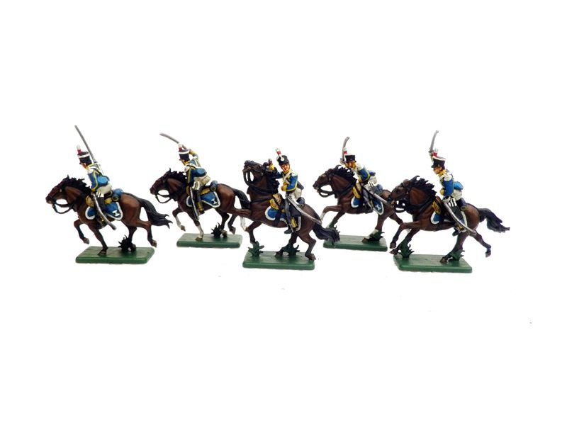 Italeri 6094 British Light Cavalry 1815 1 72 PRO Painted X5 | eBay