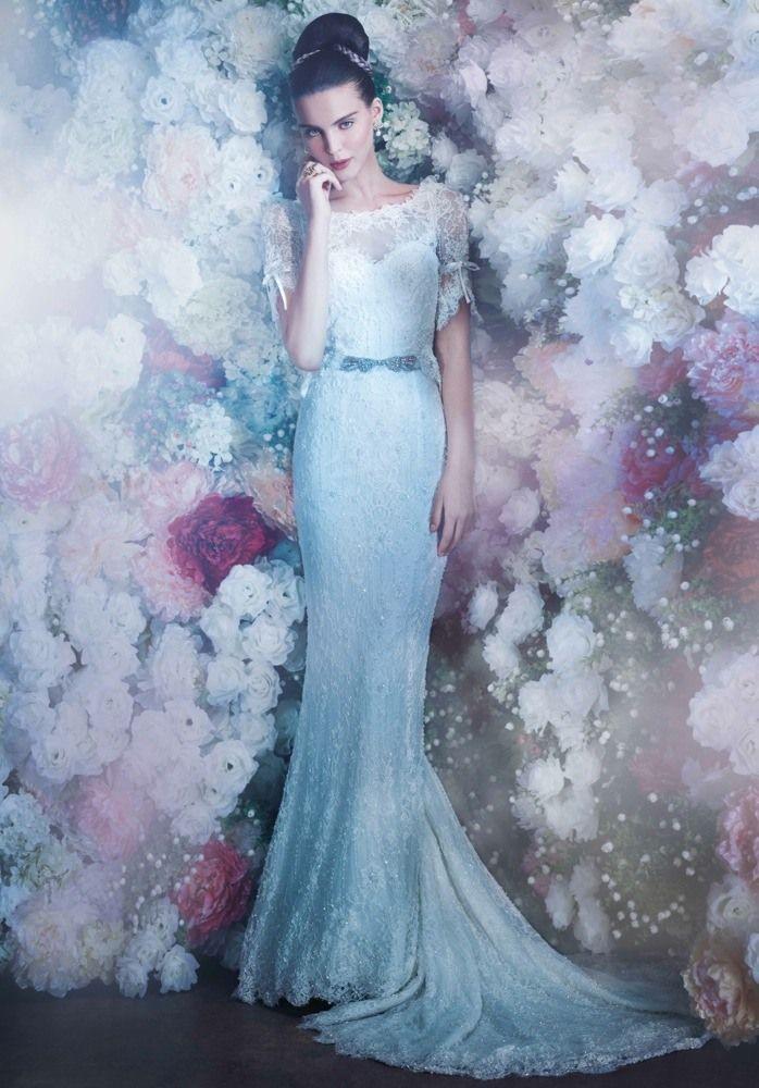 Annasul Y / Boat Neck Mermaid Wedding Dress,Gown - Hong Kong ...