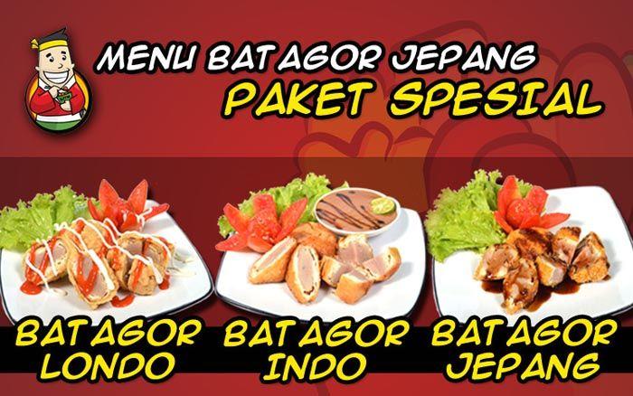 Bisnis Wirausaha Franchise Batagor Jepang Mocokene Makanan Jepang
