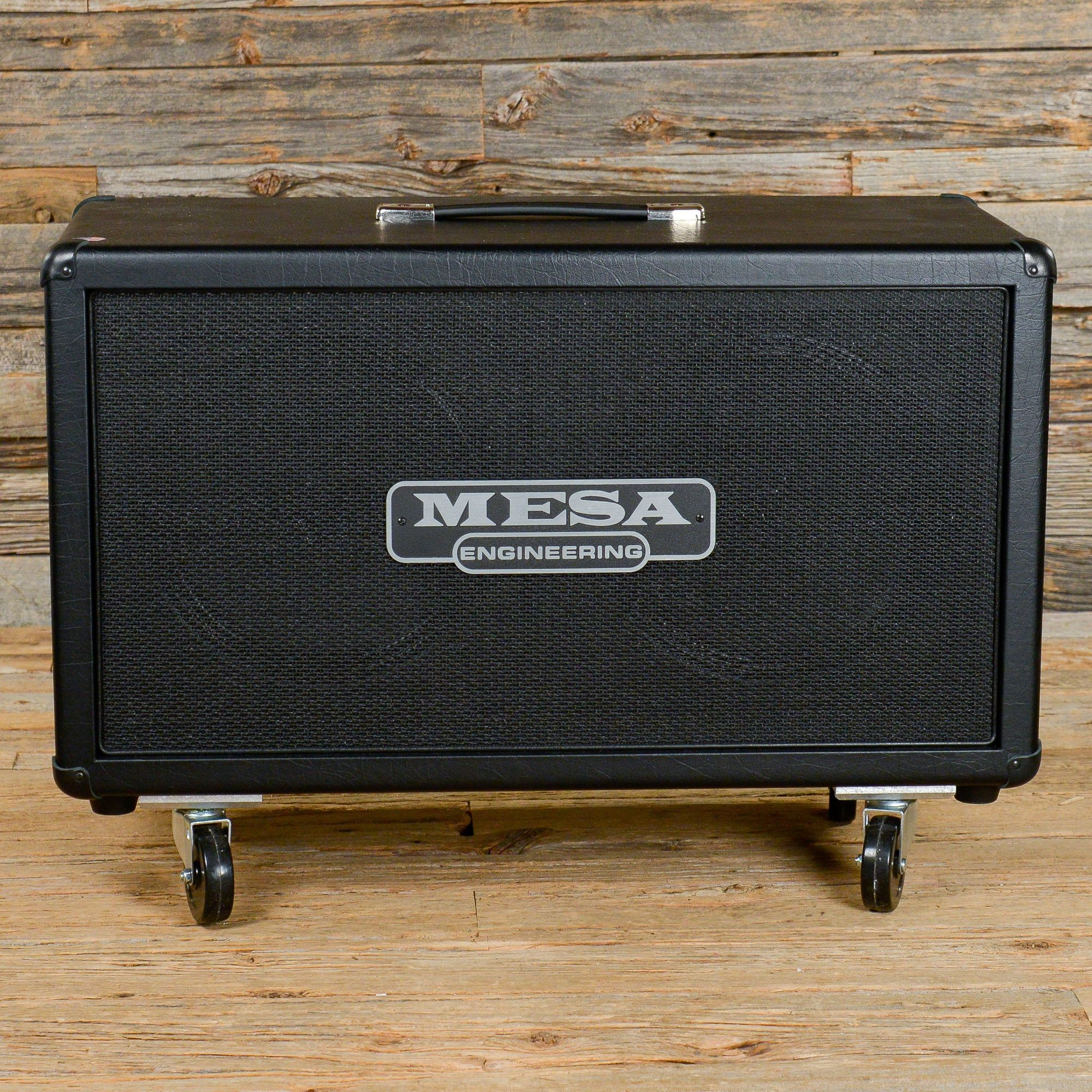 Mesa Boogie 2x12 Cabinet USED | Audible vibrations... | Pinterest ...