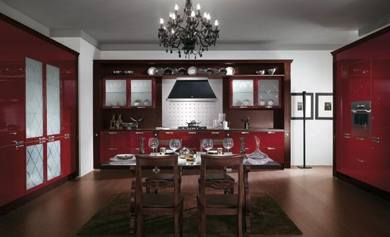 Scavolini Italian Design Kitchens Bathrooms And Living Room Alluring Italian Design Kitchen Decorating Inspiration