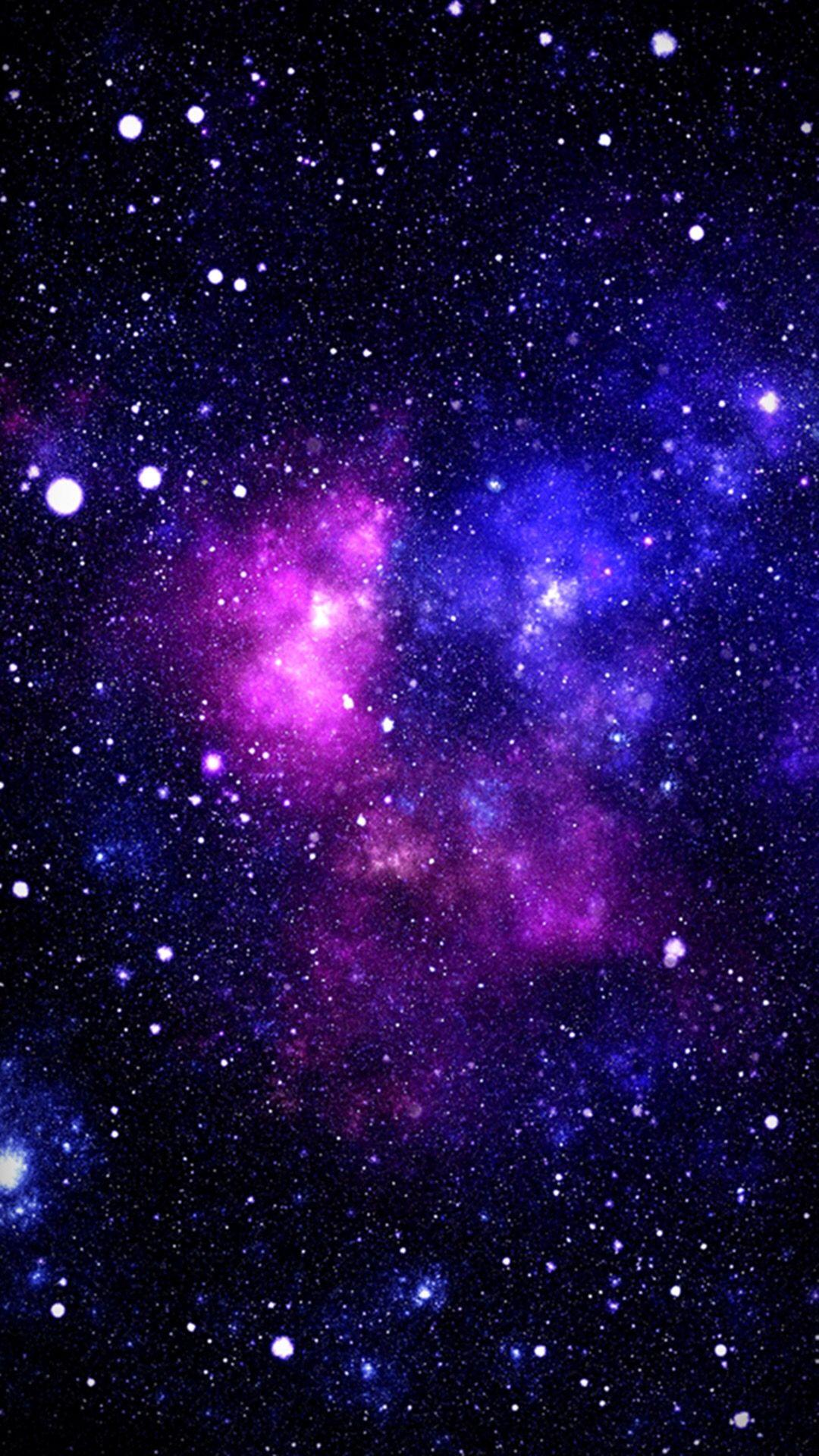 purple galaxy aesthetic - 720×1192