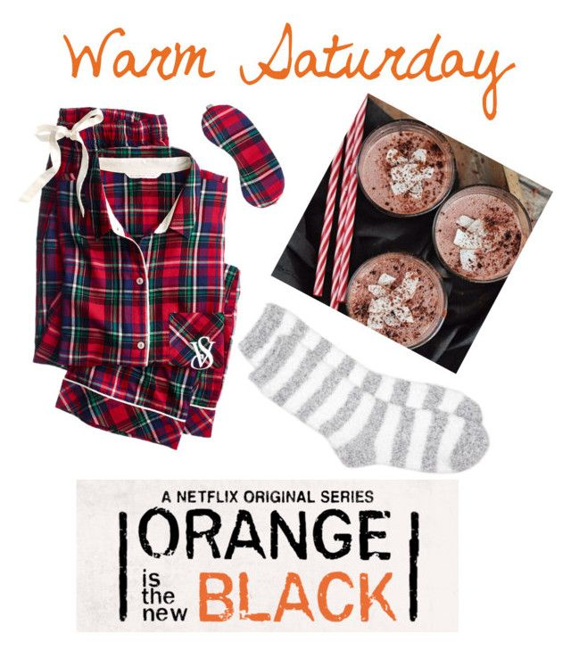 """Warm Saturday"" by paolabsurto on Polyvore featuring New Directions and Victoria's Secret"