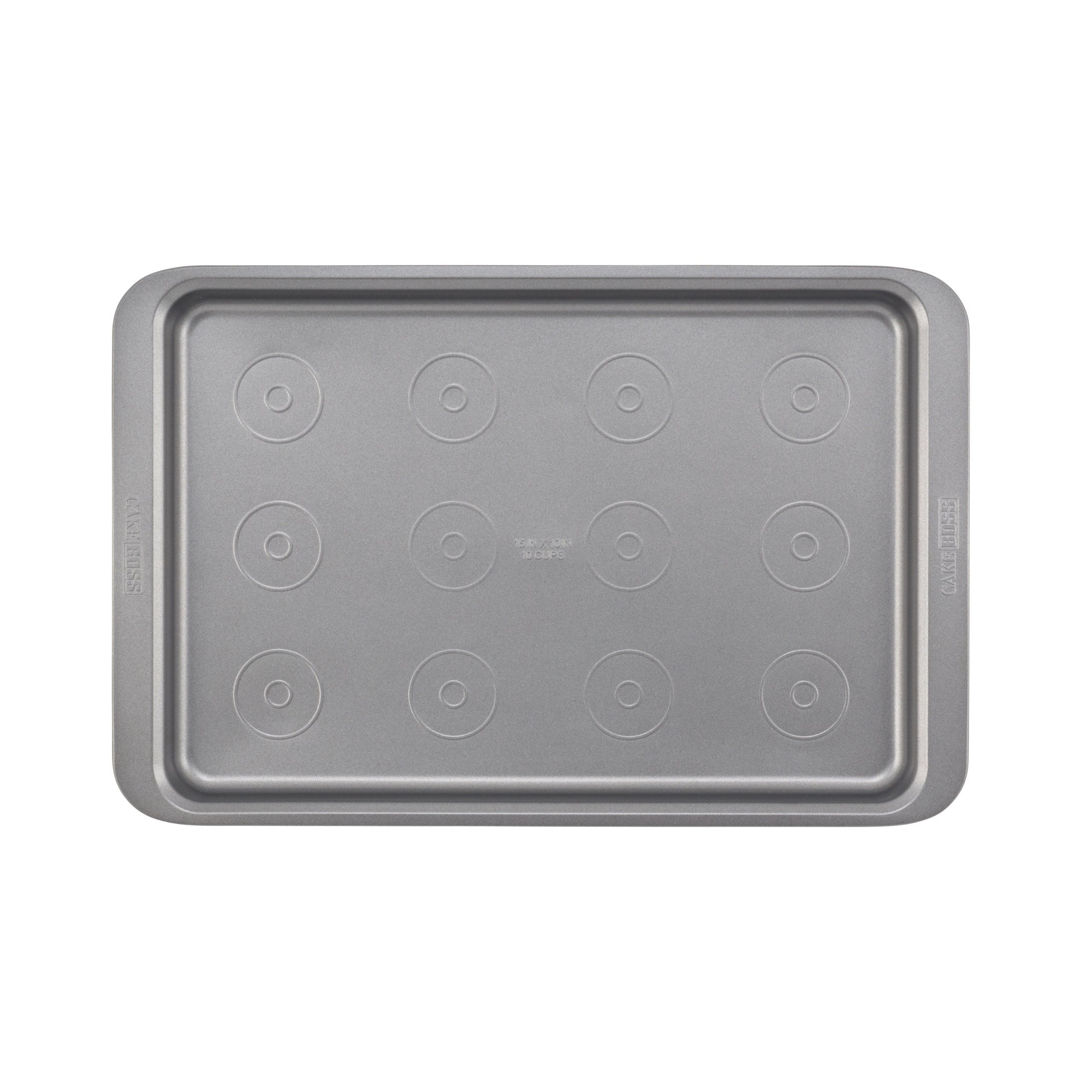 Cake Boss Basics Nonstick Bakeware 10inch By 15inch Cookie Pan Gray Visit The Image Link For More Details Bakingsheet Nonstick Bakeware Pan Nonstick