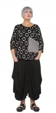 Zuza Bart Multicolour Wool Strand Necklace | Evening wear