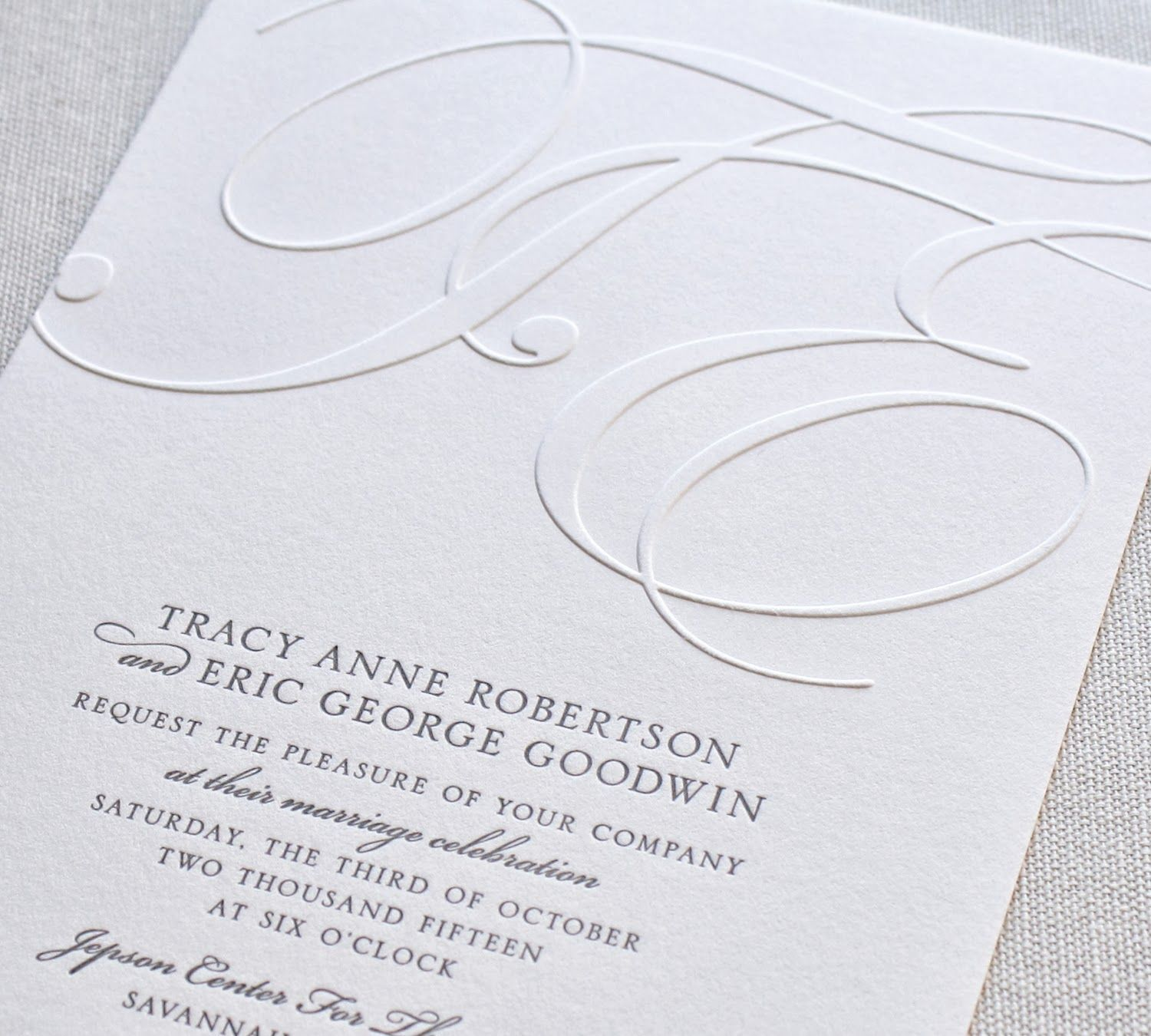 Ordering Your Wedding Invitations 101 Advice From A Stationer William Arthur Fine Stationery