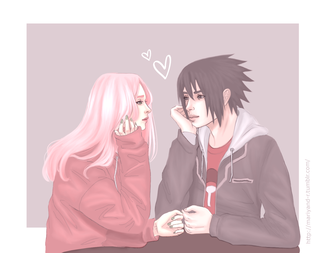 Sakura And Sasuke Tumblr Losos