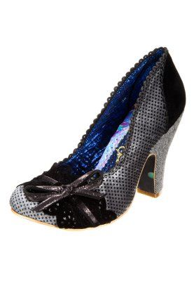 Bestill Irregular Choice MAKE MY DAY - Klassiske pumps - grå for kr 854,00 (24.10.14) med gratis frakt på Zalando.no