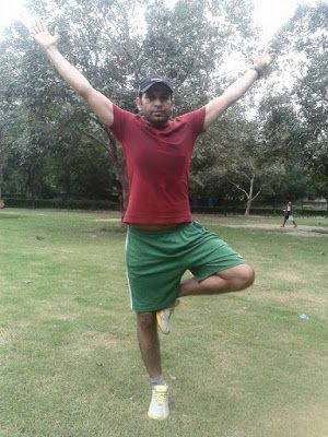 Stay Healthy n Fit: Exercise For Body Balance