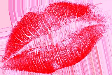 Selfie Ready Neck Tattoo Kiss Tattoos Lipstick Mark