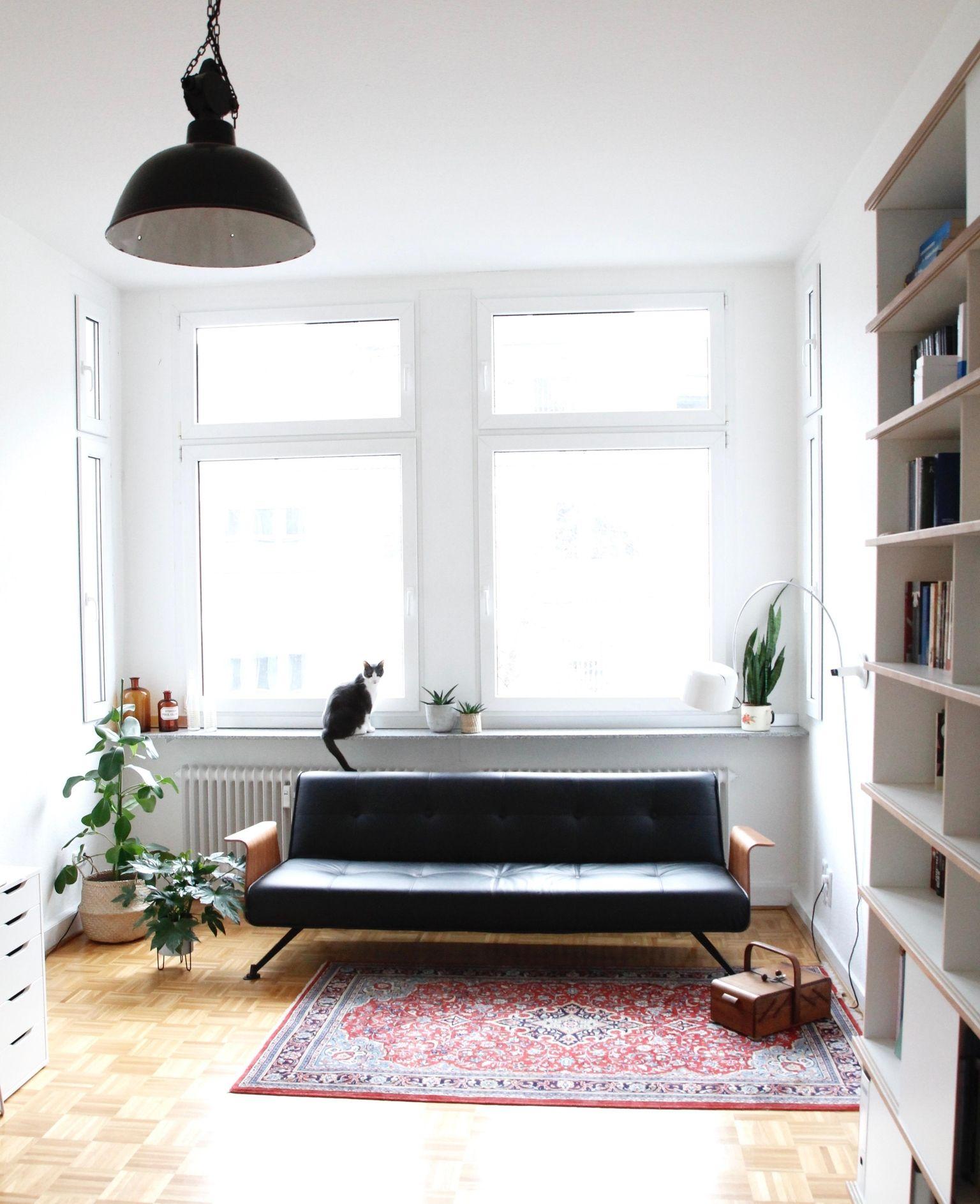 Aussicht Buro Arbeitszimmer Vintage Bucherregal In 2020 Wohnzimmer Umgestalten Wohnen Und Wg Zimmer