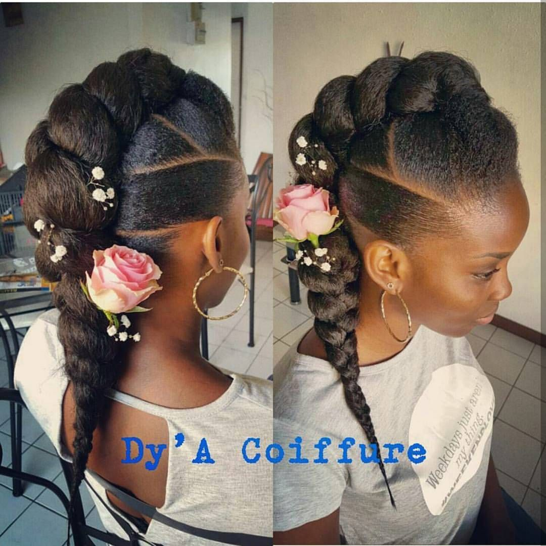 456 Likes 7 Comments Natural Hairstyles For Girls