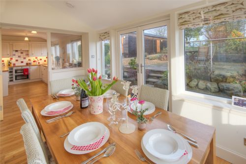 Balmoral Cottage Holiday Home, Coldstream | Crabtree & Crabtree