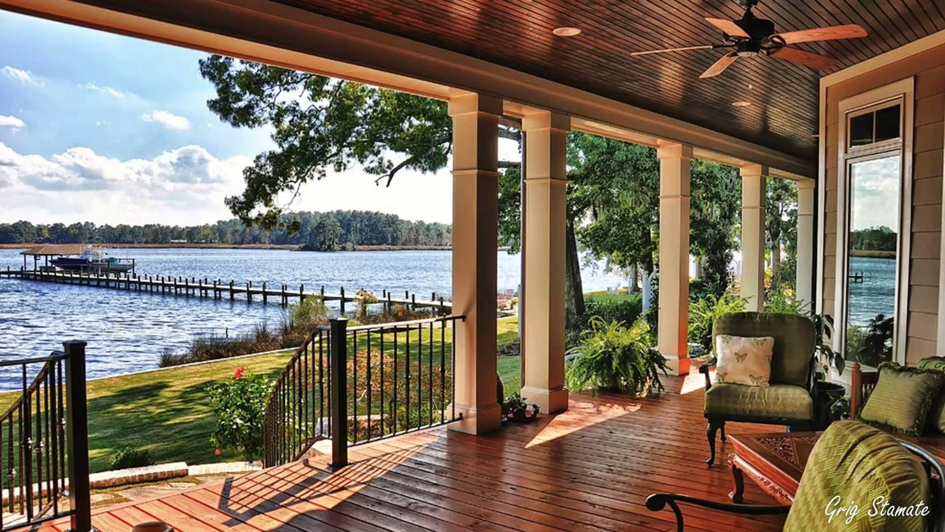 Cool Lake Homes
