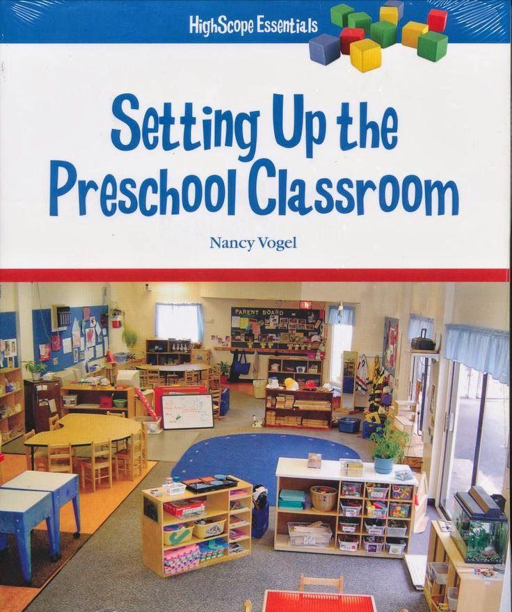 Preschool Classroom Setup