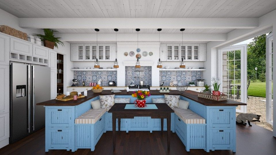 Big Family Kitchen By Maja97 A Design Kitchen With Products Like