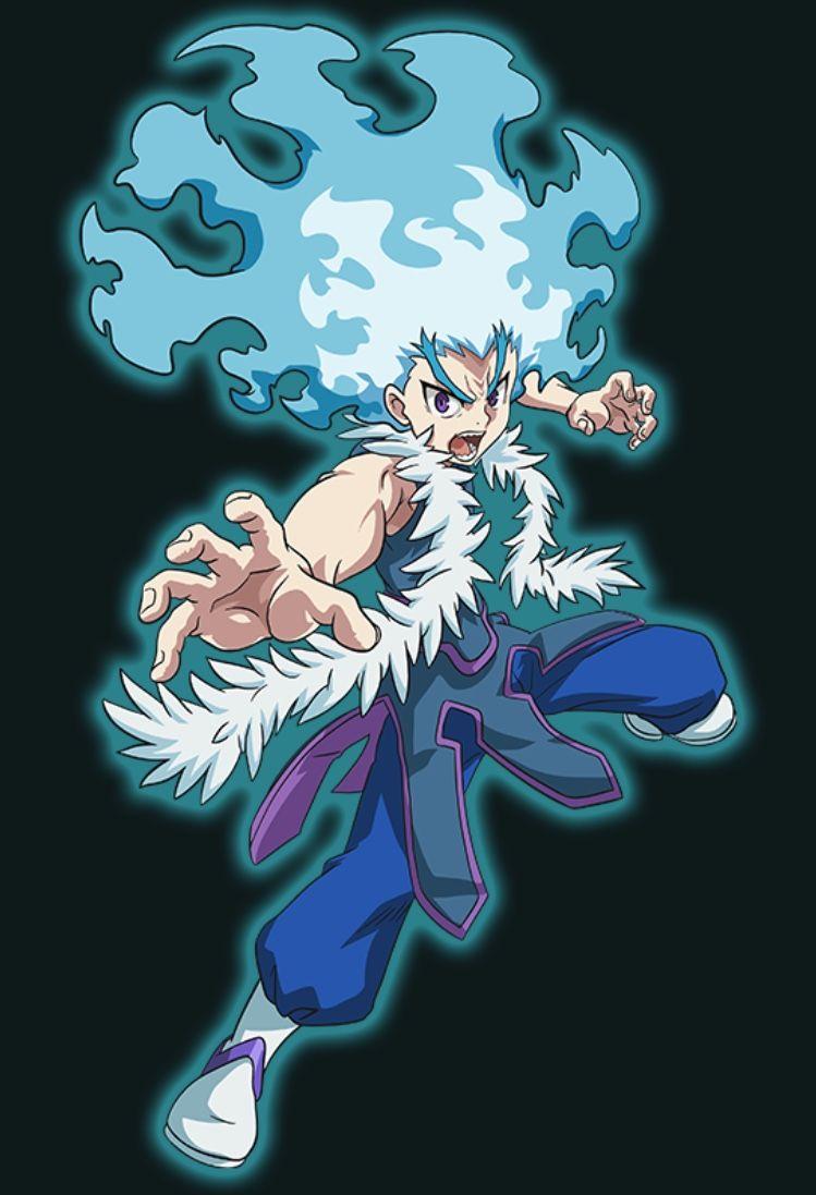 Lui Shirosagi Beyblade Burst Beyblade Characters Anime Wallpaper