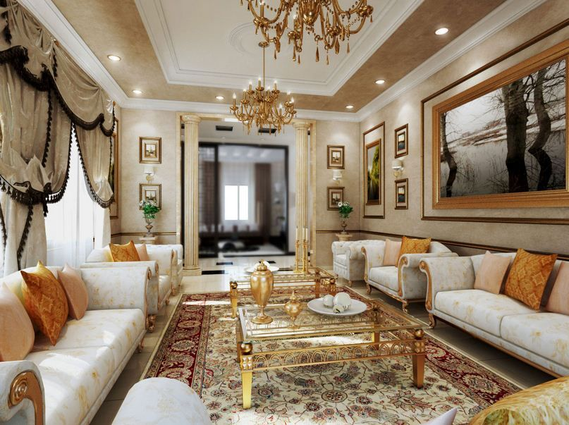 Lovely Interior Design Concept Style Victorian House