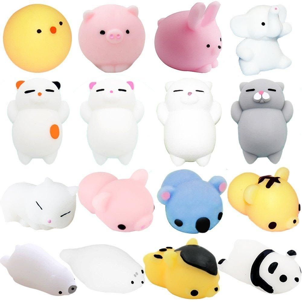 Beautiful 3pcs Kid Toy Hobbie Gift Soft Ushihito Kawaii Cute Squishy Press Slow Rising Mini Small Cloud Squeeze Phone Straps Bread Cake Cellphones & Telecommunications Mobile Phone Accessories