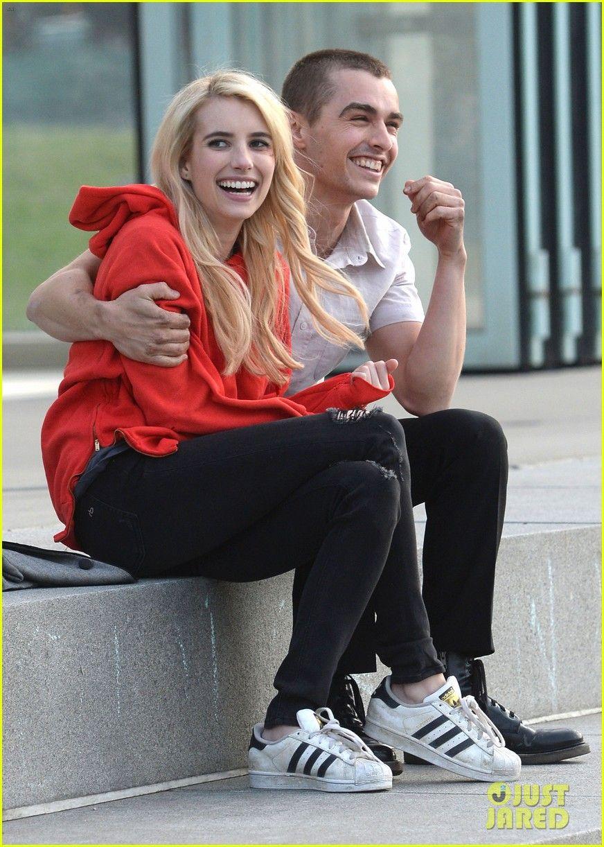 Josh And Ivy Dave Franco Emma Roberts Nerve Movie