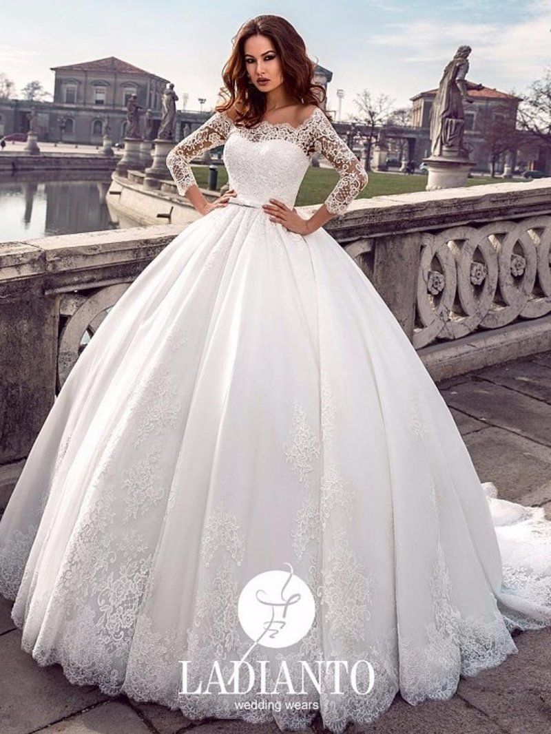 a1f6f1c36e2 Пышное свадебное платье