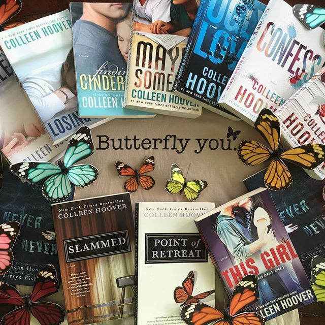 Day 8 of #keepbookmarching is for favorite female author. I love a lot of books and a lot of authors, but @colleenhoover is my favorite author for many reasons. She showed me that indie authors can be successful and it gives me hope that if I keep working hard, I can succeed too. She's funny and quirky and totally someone I'd like to be friends with. She's generous, not only with readers but with total strangers. She's the kind of person who can change the world one person at a time. She's…