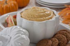 Sweet Pumpkin Dip #pumpkindip Sweet Pumpkin Dip | MrFood.com #pumpkindip