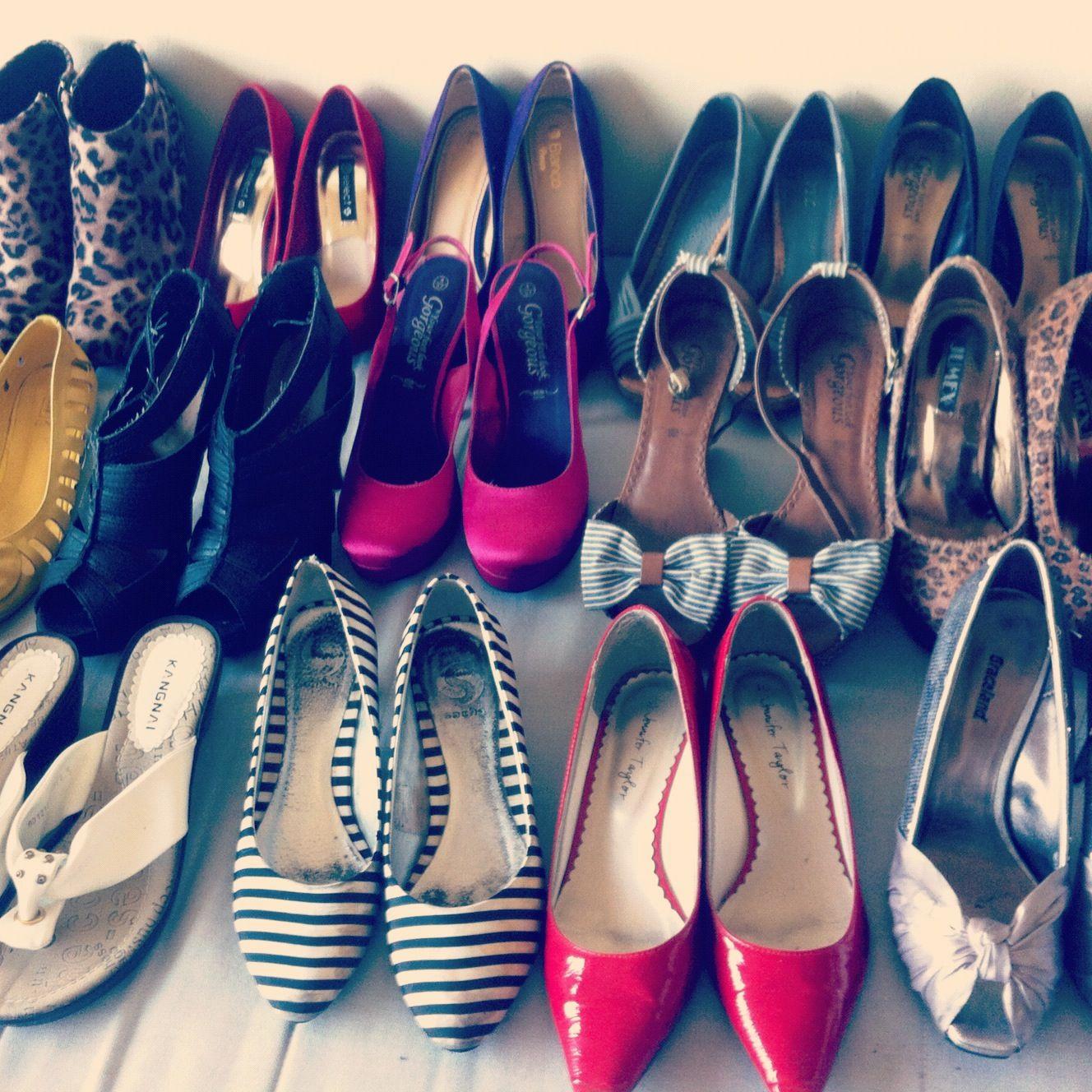 Shoes shoes n shoes !
