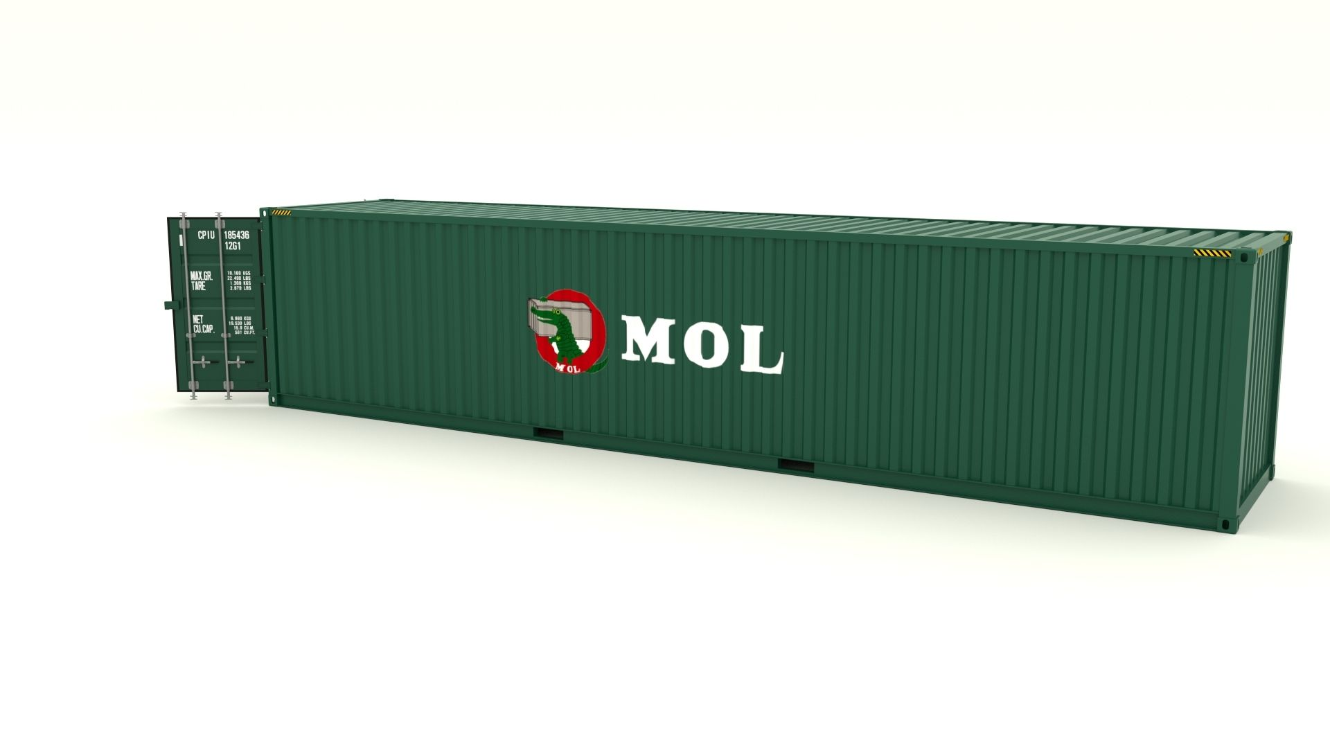Shipping Container Mol Business Card Templates Download