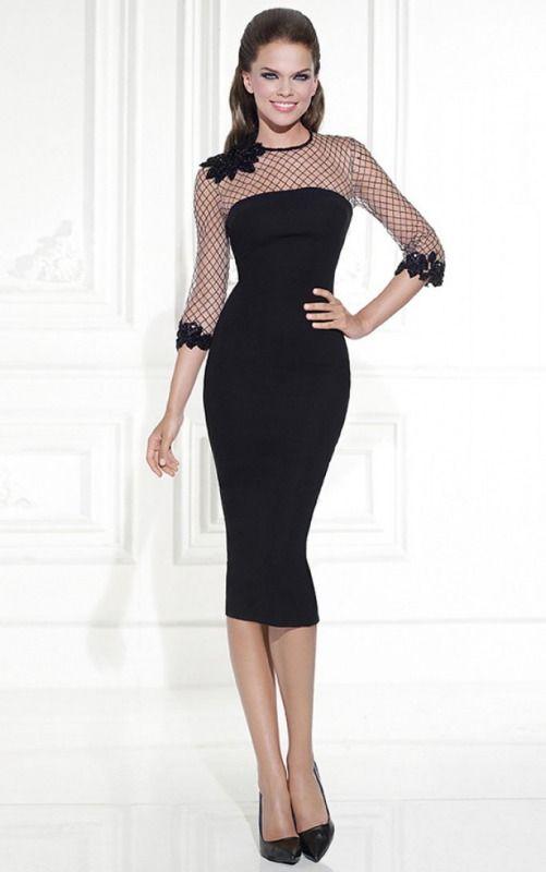 7c06614ca326d Zipper Sexy Sheath Cocktai Dresses | Inspire | Cocktail dress prom ...