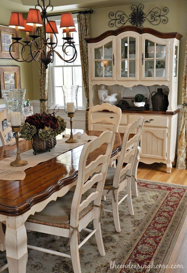 big changes on a small budget dining room makeover, dining ...