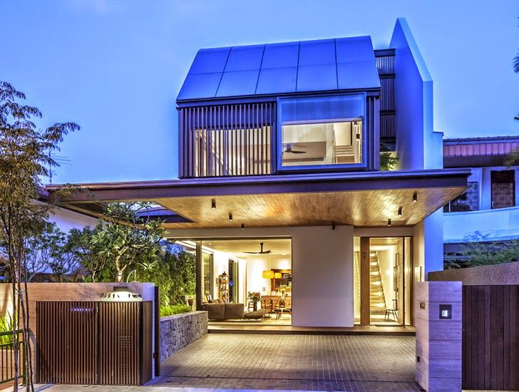 Best design house in singapore