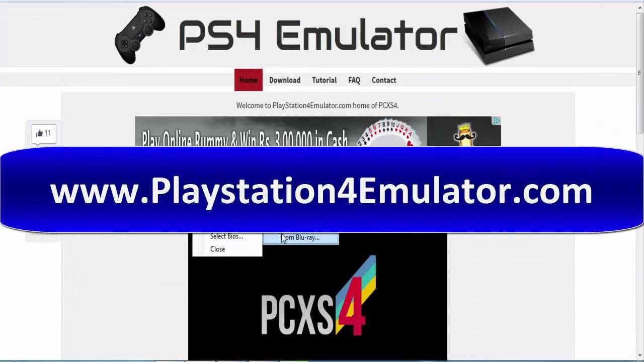 Ps4 emulator torrent download program   ertatuto's Ownd