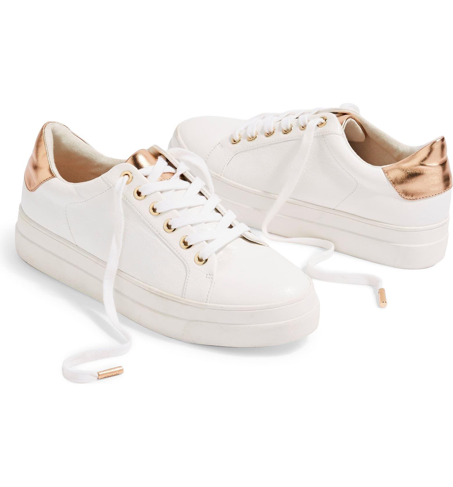 Topshop Candy Platform Sneaker (Women